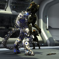 HALO: Spartan Armor 1 for Genesis